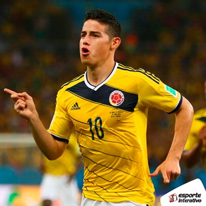 James Rodrigues -Colombia