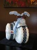 baby shower gift bike