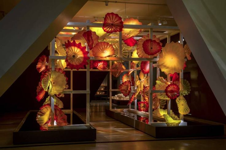 Persian Trellis ROM Chihuly 2016