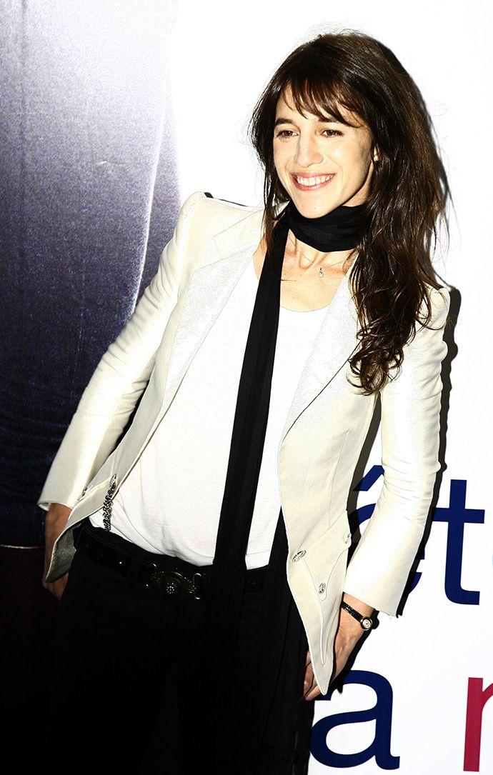 Икона французского стиля: одеться как Шарлотта Генсбур