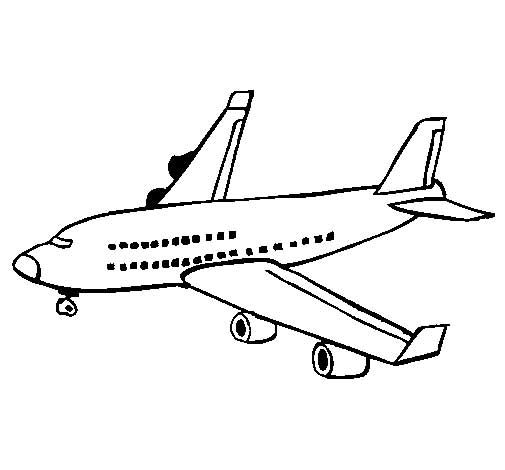 airplane coloring pages to print for free httpprocoloringcomairplane - Free Coloring Pages Airplanes