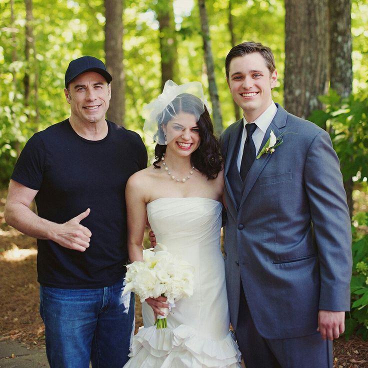 John Travolta Crashes Atlanta Wedding.