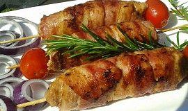 Mleté vepřové na způsob kebabu