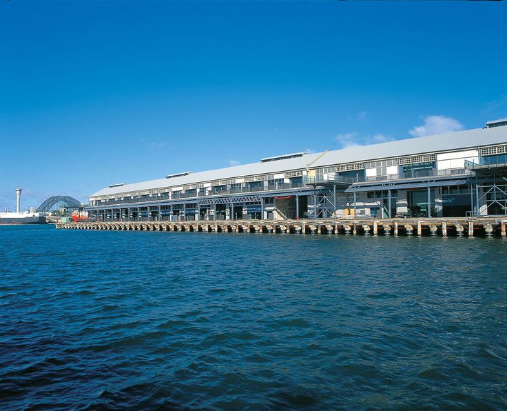 Jones Bay Wharf #pyrmont #sydneyharbour #waterfront #refurbishment #architecture #ptw #ptwarchitects