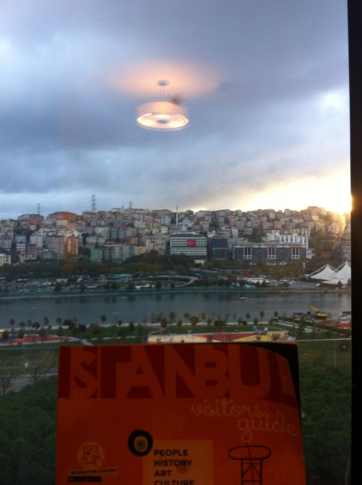 Ready to explore #istanbul #turki
