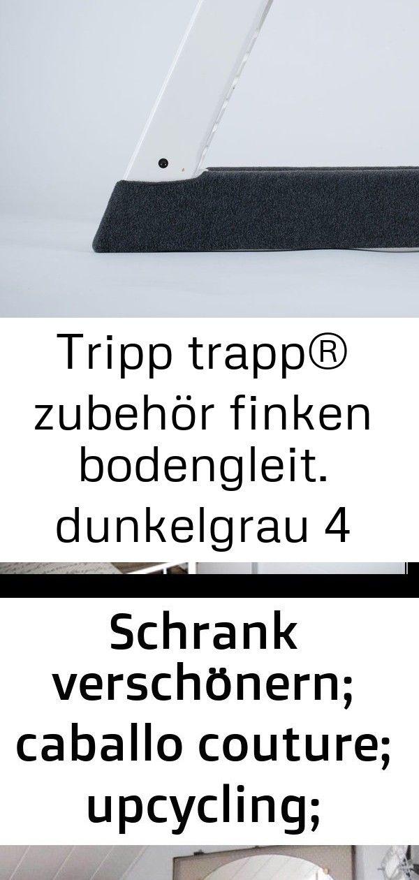 Tripp Trapp Zubehor Finken Bodengleit Dunkelgrau 4 Bath Mat