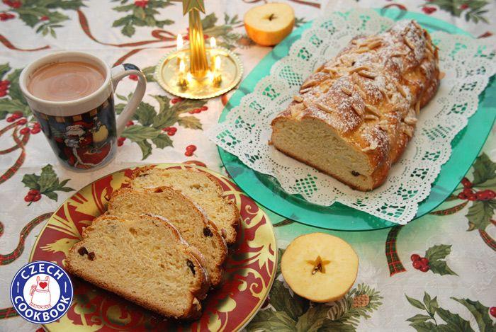 Czech Cookbook - Video Recipes in English - US Measurements - US Ingredients | Christmas Bread – Vánočka