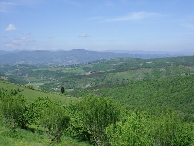 Hills (Umbria, Italy)