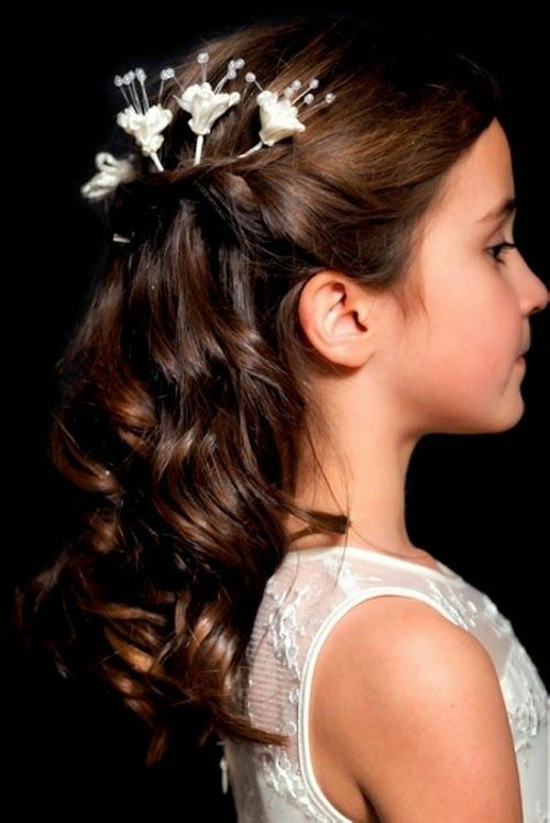 Enjoyable 1000 Ideas About Young Girls Hairstyles On Pinterest Girl Short Hairstyles Gunalazisus