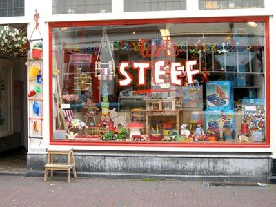Shoppen met kids: Haarlem #leukmetkids