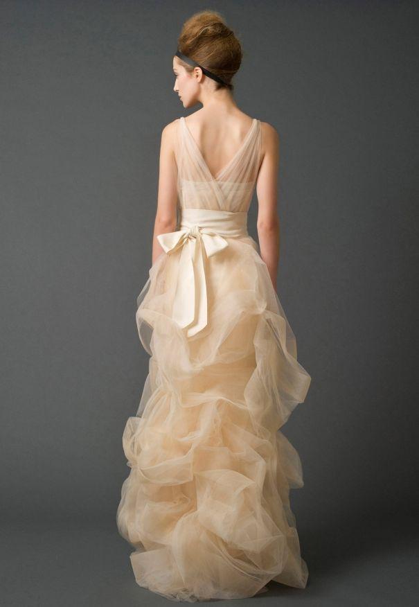 Wedding Dresses, Bridal Gowns by Vera Wang | Fall 2011