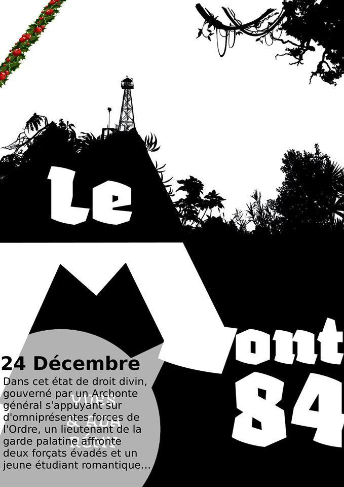 Le Mont 84 - Yves et Ada Rémy - Dystopia