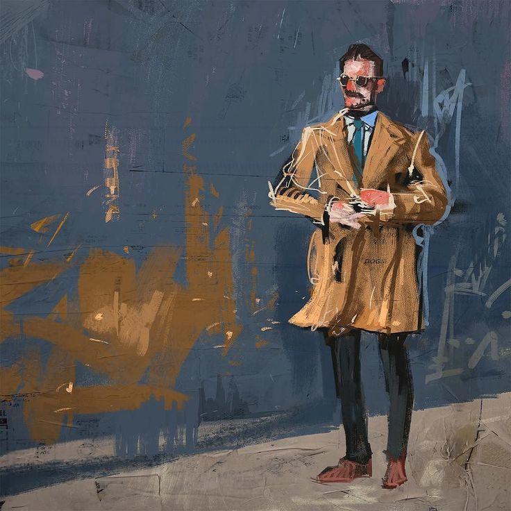 by @maestrohsw Click #draghetto86sketch to view all illustrations #vincenzolangella #draghetto86