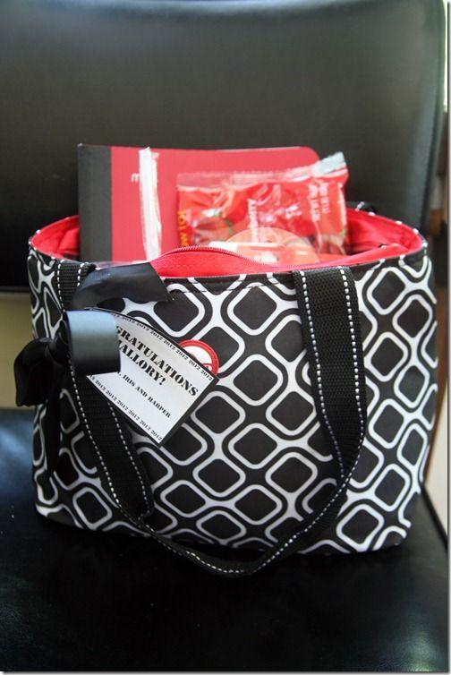 d i y  graduation gift basket by diy louisville