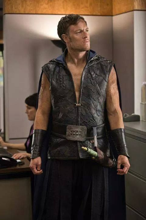 Tahmoh Penikett in The Portal... Can't wait for the web series!!