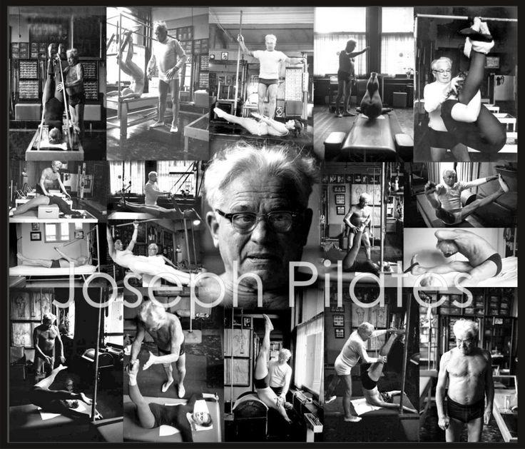 Resultado de imagem para Joseph H. Pilates