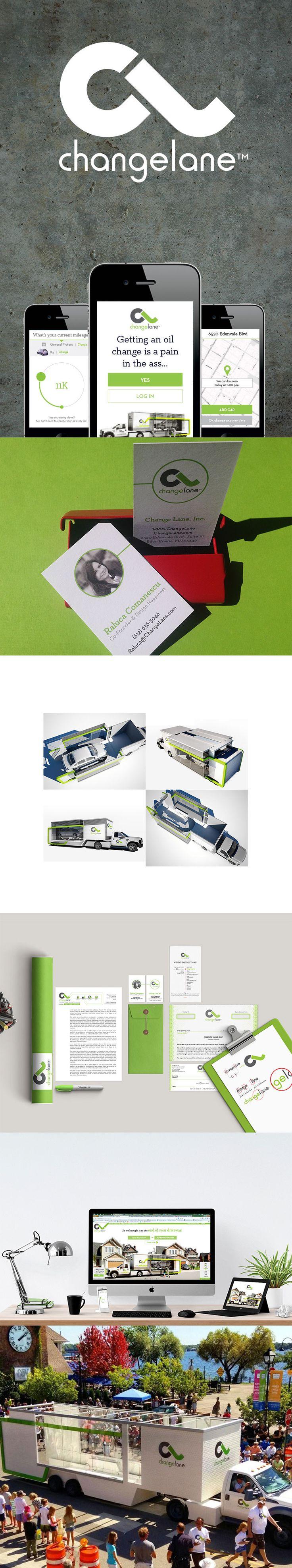 Changelane Automobile Service — UnfoldAtelier: Boost Sales with Friendly Design