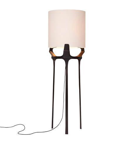 Ty Best, Flint Floor Lamp for Caste.