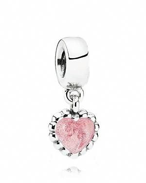 I like this one Pandora charms that dangle I like the best, but they also have some nice Christmas charms that don't.