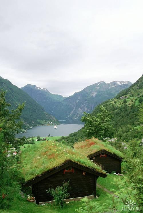 Fjordland, Geirangerfjord, Norway