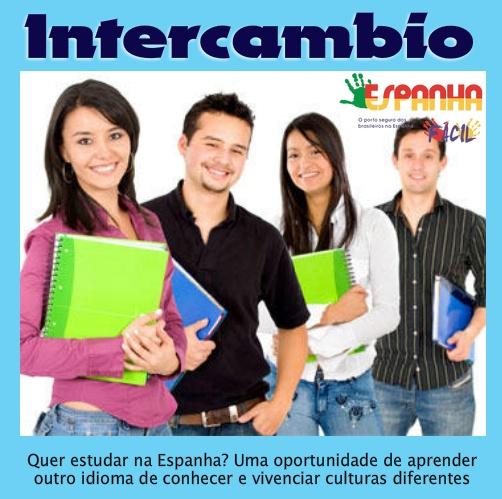 Intercambio na Espanha  www.espanhafacil.com