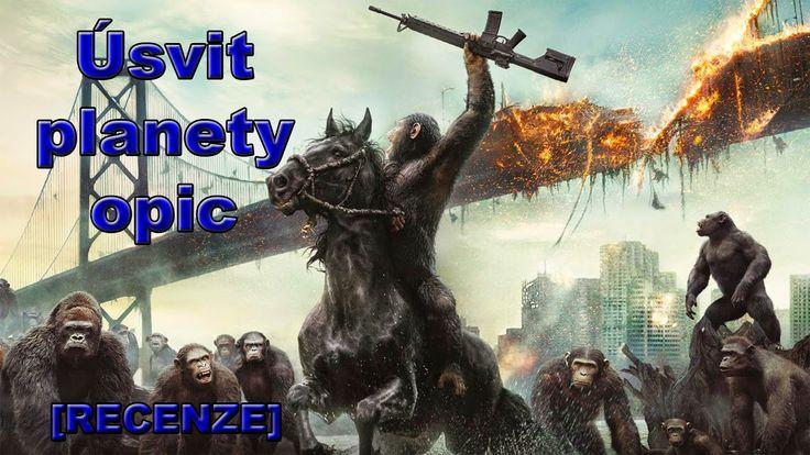 Úsvit planety opic (9. Recenze 2014)