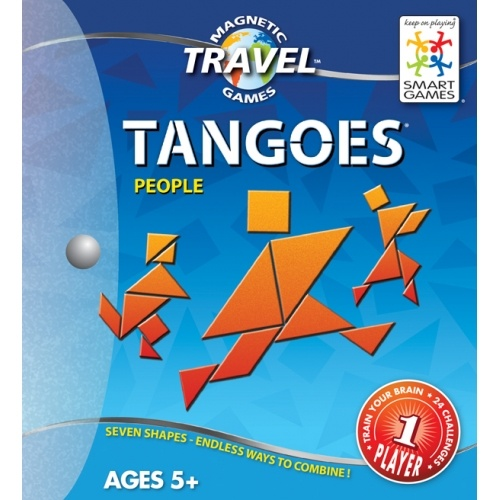 Travel Tangoes People - Age  5 yrs and Up