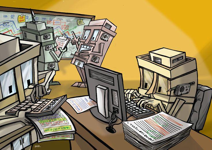 Ilustração de capa para Revista Espaço Imóvel edição 57.