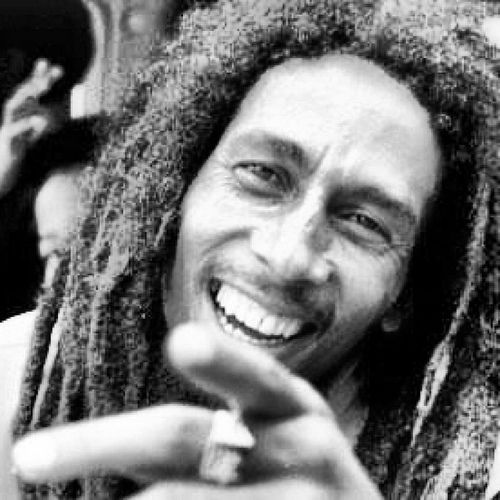 Robert Nesta Marley ❤ february 6th .. #Marley #BobMarley #Birthday