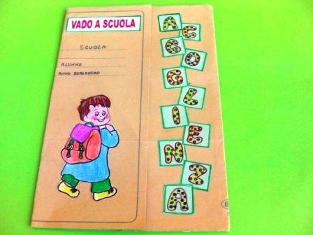 Lapbook dell 39 accoglienza lapbooks pinterest italian for Idee per l accoglienza nella scuola dell infanzia
