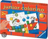Met Junior Colorino leren kinderen spelenderwijs de basiskleuren onderscheiden en ordenen. Het spel werd speciaal voor kinderen vanaf 2 jaar ontwikkeld en heeft extra grote gekleurde stenen. Het spel helpt bij de ontwikkeling van de fijne motoriek en stimuleert de creativiteit.