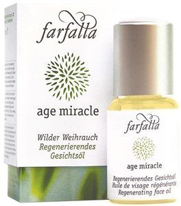 Farfalla Age Miracle Regenerierendes Gesichtsöl   Naturkosmetik-Shop najoba