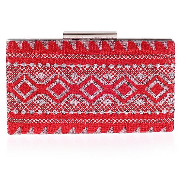 32 best RED Clutch Purses images on Pinterest | Red clutch, Clutch ...