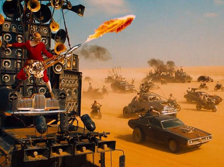 National Board of Review - Movie of the Year 2015: Mad Max Fury Road