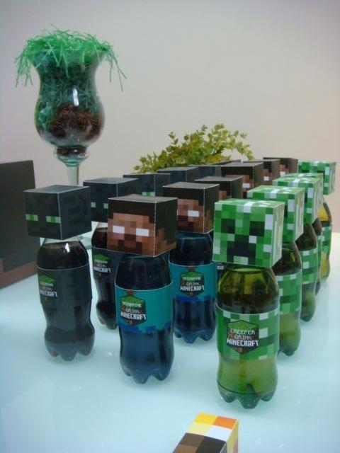Minecraft drink idea