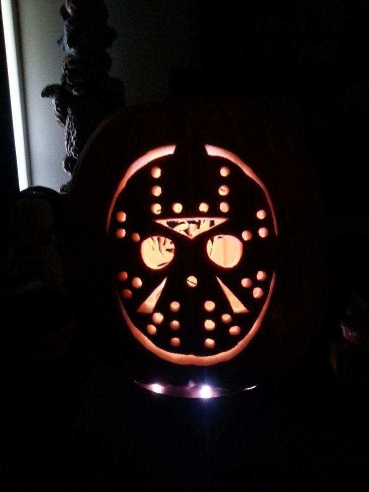 Jason vorhees freddy krueger on other side my pumpkin