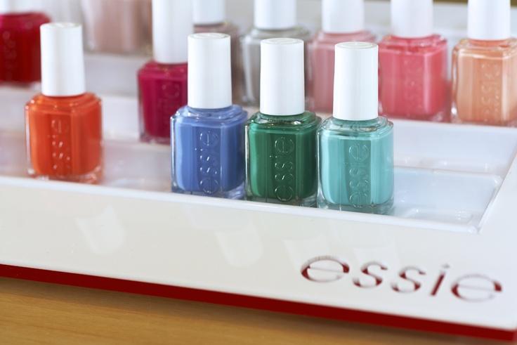 Pretty nail varnish range by Essie - these change seasonally & are amazing!