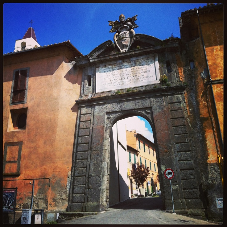 #invasionidigitali a #sanmartinoalcimino #Viterbo con @tuscia in fabula claudia ed etouria bellissima giornata