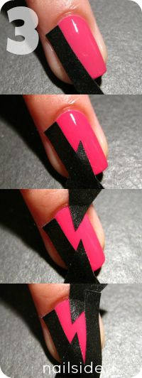 Nailside- this is a really good blog with lots of free nail art tutorials, you can even search by color, design, date, etc.   nail art