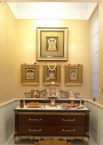 How to Decorate Pooja Room: