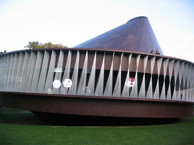 Serpentine Gallery Pavilion 2007, Kensington Gardens London – Architecture Revived