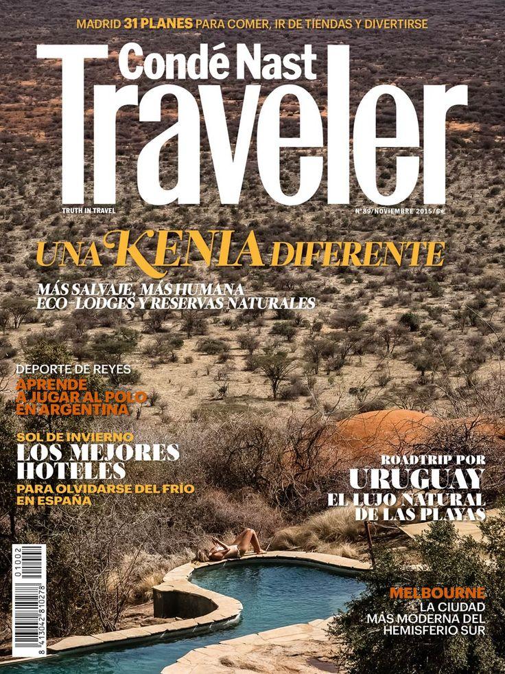 Número 89, noviembre. Kenia, un viaje diferente.