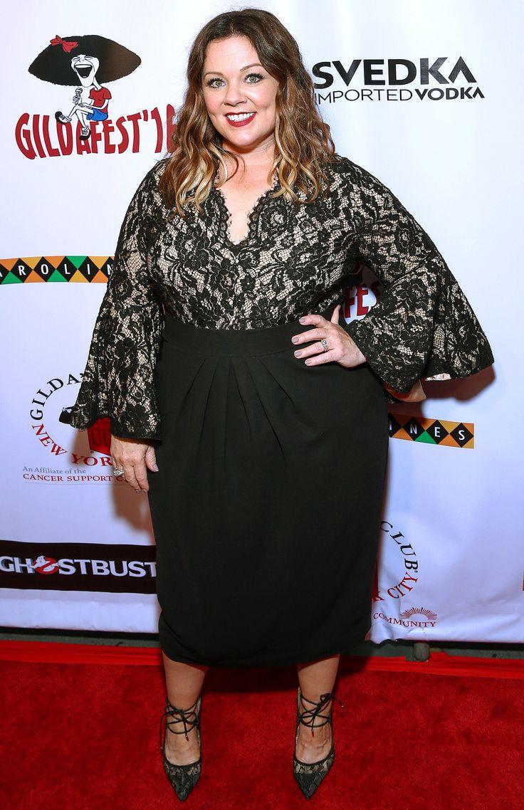 Melissa McCarthy at the Gilda Radner Award for Innovation in Comedy
