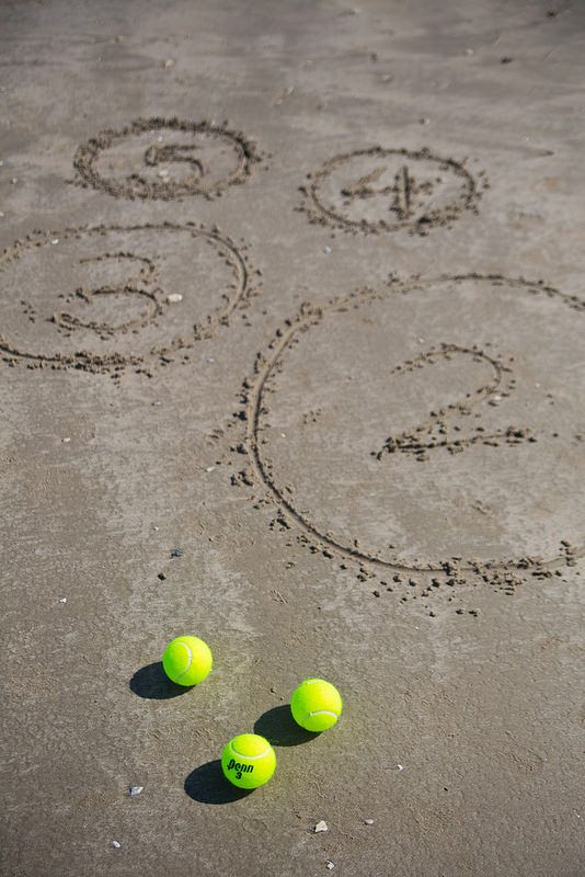 Beach Bowling Game                                                       …
