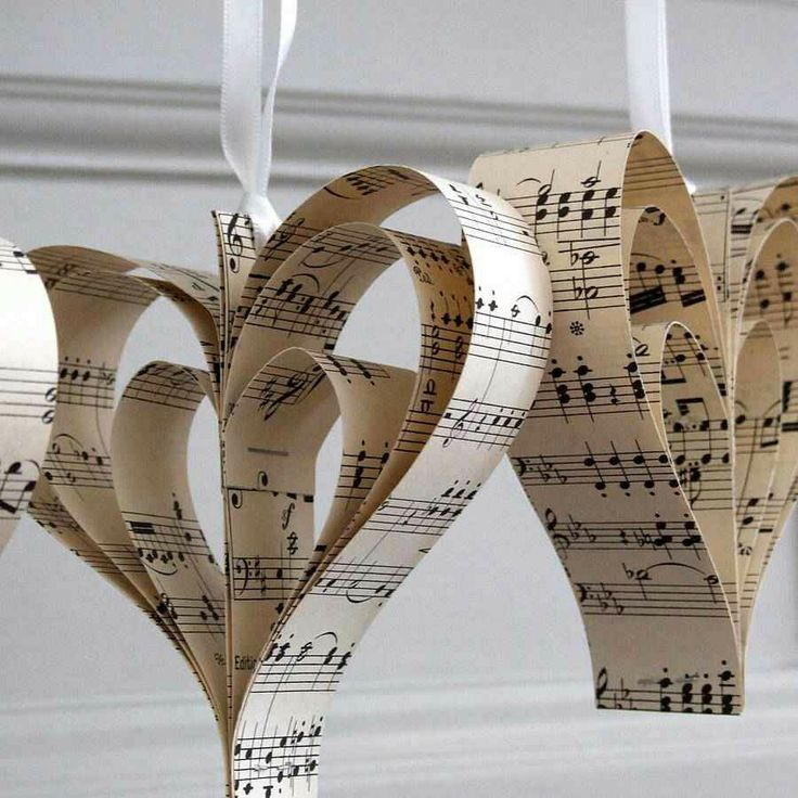Heart Decorations, Music