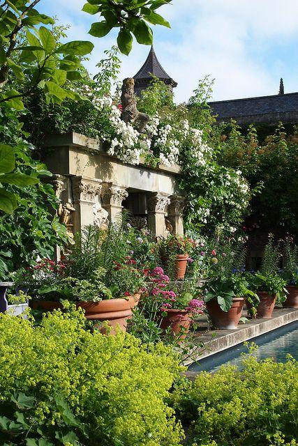 Hanham Court Gardens- Summer