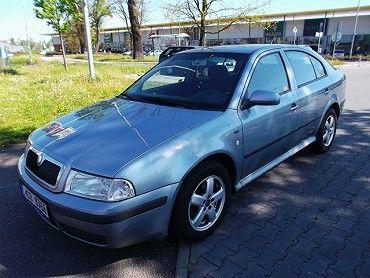 Škoda Octavia Elegance 1,9TDi