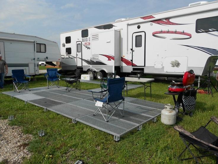 Temporary Carports For Travel Trailers : Best rv maintenance images on pinterest caravan van
