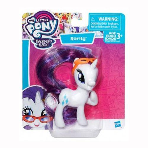"My Little Pony Rarity 3"" Figure"