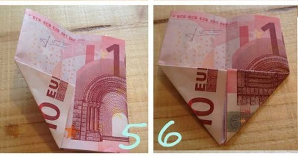 herziges Geldgeschenk | Geschenkverpackungen | Pinterest | Money, Heart and Van